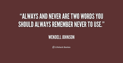 quote-Wendell-Johnson-always-and-never-are-two-words-you-186899